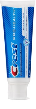 Crest Pro-Health Whitening Power dentífrico branqueador com fluoreto