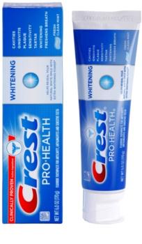 Crest Pro-Health Whitening pasta de dientes blanqueadora con fluoruro