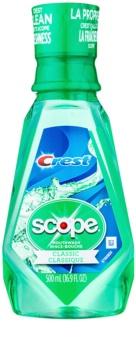 Crest Scope Classic szájvíz a friss leheletért