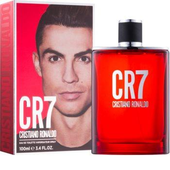Cristiano Ronaldo CR7 Eau de Toilette for Men 100 ml