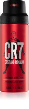 Cristiano Ronaldo CR7 spray corporel pour homme 150 ml