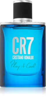 Cristiano Ronaldo Play It Cool Eau de Toilette for Men 30 ml