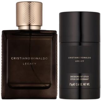 Cristiano Ronaldo Legacy Gift Set