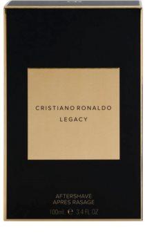 Cristiano Ronaldo Legacy loción after shave para hombre 100 ml