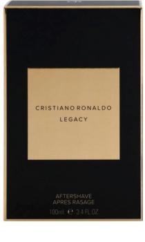 Cristiano Ronaldo Legacy voda po holení pre mužov 100 ml