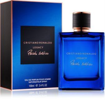 Cristiano Ronaldo Legacy Private Edition Parfumovaná voda pre mužov 100 ml