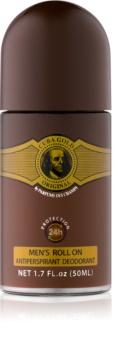 Cuba Gold déodorant roll-on pour homme 50 ml
