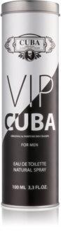 Cuba VIP eau de toilette pour homme 100 ml