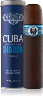 Cuba Shadow Eau de Toilette voor Mannen 100 ml