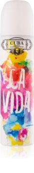Cuba La Vida парфумована вода для жінок 100 мл
