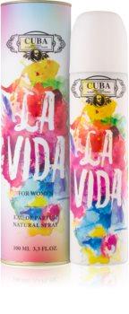 Cuba La Vida parfumovaná voda pre ženy 100 ml