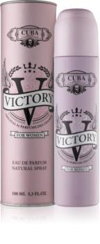 Cuba Victory parfémovaná voda pro ženy 100 ml