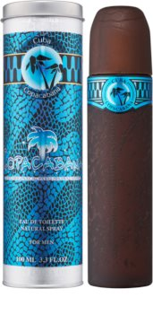 Cuba Brasil Copacabana Eau de Toilette for Men 100 ml