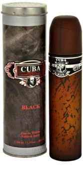 Cuba Black Eau de Toilette for Men 100 ml