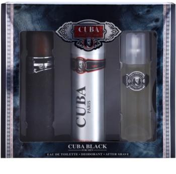 Cuba Black Geschenkset II.