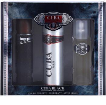 Cuba Black Gift Set II. for Men