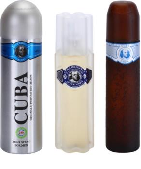 Cuba Blue dárková sada II.
