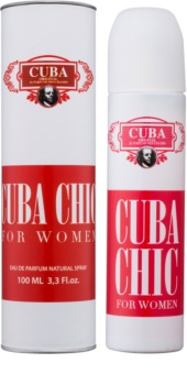 Cuba Chic eau de parfum pentru femei 100 ml