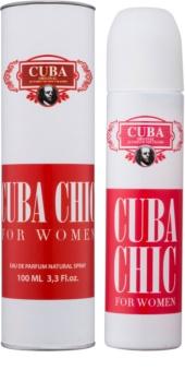 Cuba Chic eau de parfum per donna 100 ml