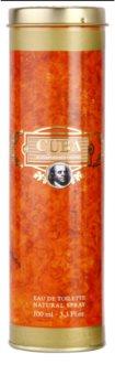 Cuba Gold eau de toilette férfiaknak 100 ml