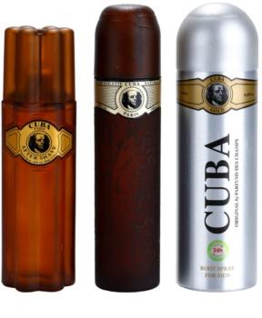 Cuba Gold Gift Set  I.