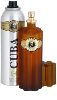 Cuba Gold Gift Set III.