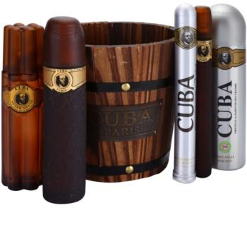 Cuba Gold coffret cadeau V. pour homme
