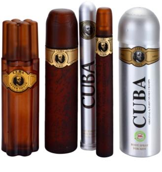 Cuba Gold coffret cadeau V.