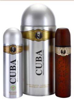 Cuba Gold darčeková sada VII.