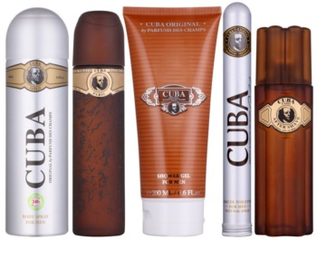 Cuba Gold coffret cadeau X.