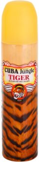 Cuba Jungle Tiger eau de parfum per donna 100 ml