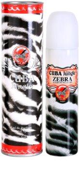Cuba Jungle Zebra eau de parfum pour femme 100 ml