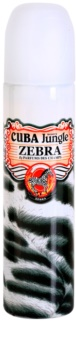 Cuba Jungle Zebra Eau de Parfum Damen 100 ml
