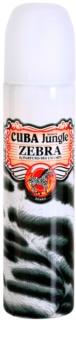 Cuba Jungle Zebra Parfumovaná voda pre ženy 100 ml