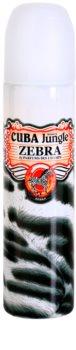 Cuba Jungle Zebra parfumska voda za ženske 100 ml