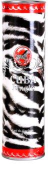 Cuba Jungle Zebra Eau de Parfum para mulheres 100 ml