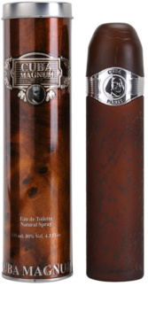 Cuba Magnum Black eau de toilette pentru bărbați 130 ml