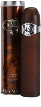 Cuba Magnum Black eau de toilette pentru barbati 130 ml