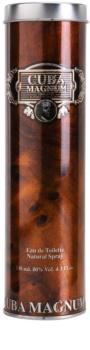 Cuba Magnum Black toaletní voda pro muže 130 ml