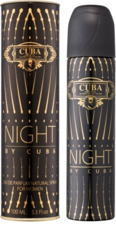 Cuba Night Eau de Parfum für Damen 100 ml