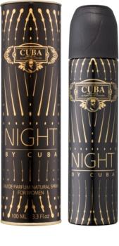 Cuba Night Parfumovaná voda pre ženy 100 ml