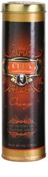 Cuba Orange Eau de Toilette para homens 100 ml