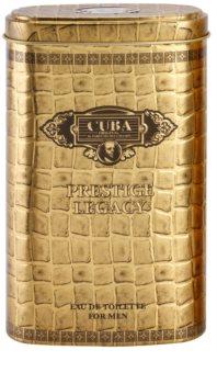 Cuba Prestige Legacy toaletna voda za moške 90 ml