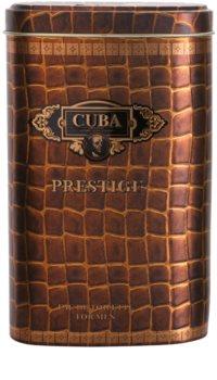 Cuba Prestige eau de toilette per uomo 90 ml