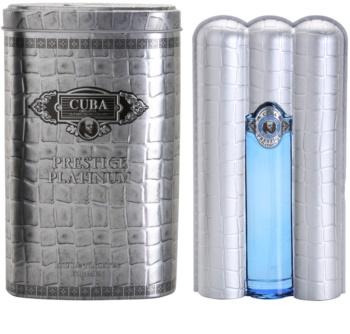 Cuba Prestige Platinum eau de toilette pour homme 90 ml