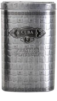 Cuba Prestige Platinum eau de toilette per uomo 90 ml