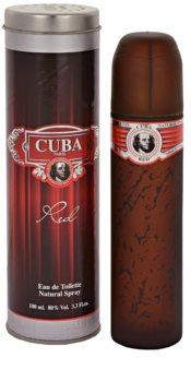 Cuba Red Eau de Toilette for Men 100 ml