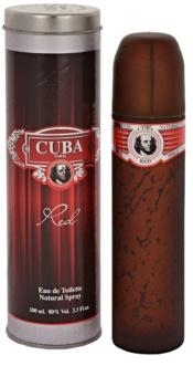 Cuba Red toaletna voda za moške 100 ml