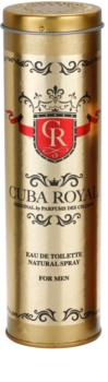 Cuba Royal eau de toilette per uomo 100 ml