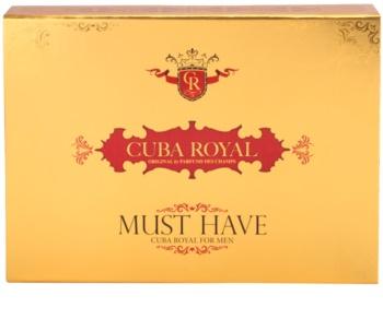 Cuba Royal coffret cadeau I.